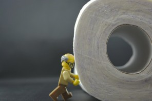 Japanese citizens urged to stockpile toilet paper