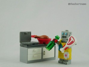Researchers at the University of Maryland have developed a system so robots learn to cook by watching YouTube!
