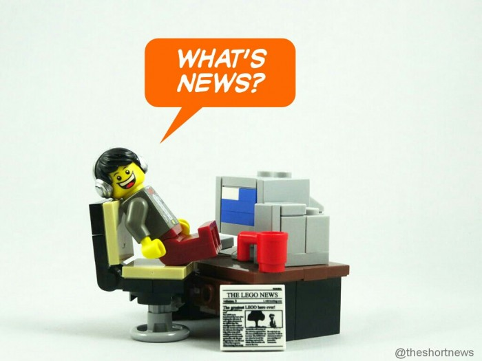 "This Friday, The Short News is launching a ""What's News"" segment on Instagram (@theshortnews)"