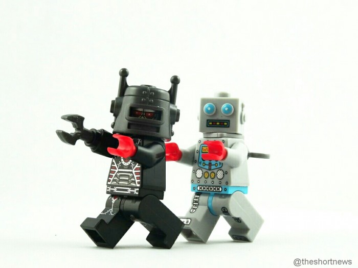 oogle could build a robot army after receiving a patent for methods and systems of allocating tasks to a series of robots over the cloud.