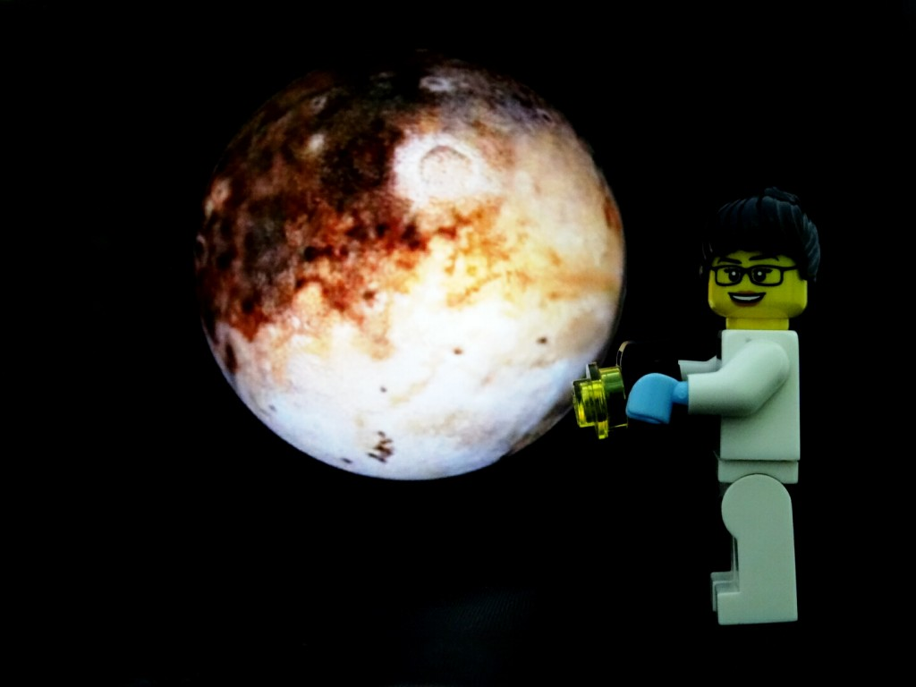 flyby spacecraft and pluto - photo #14