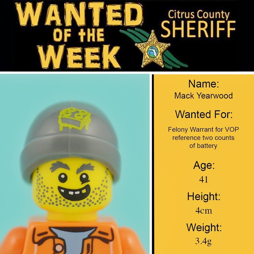 Florida police say they arrested an alleged fugitive after he used their 'Wanted of the Week' poster as his Facebook profile picture.