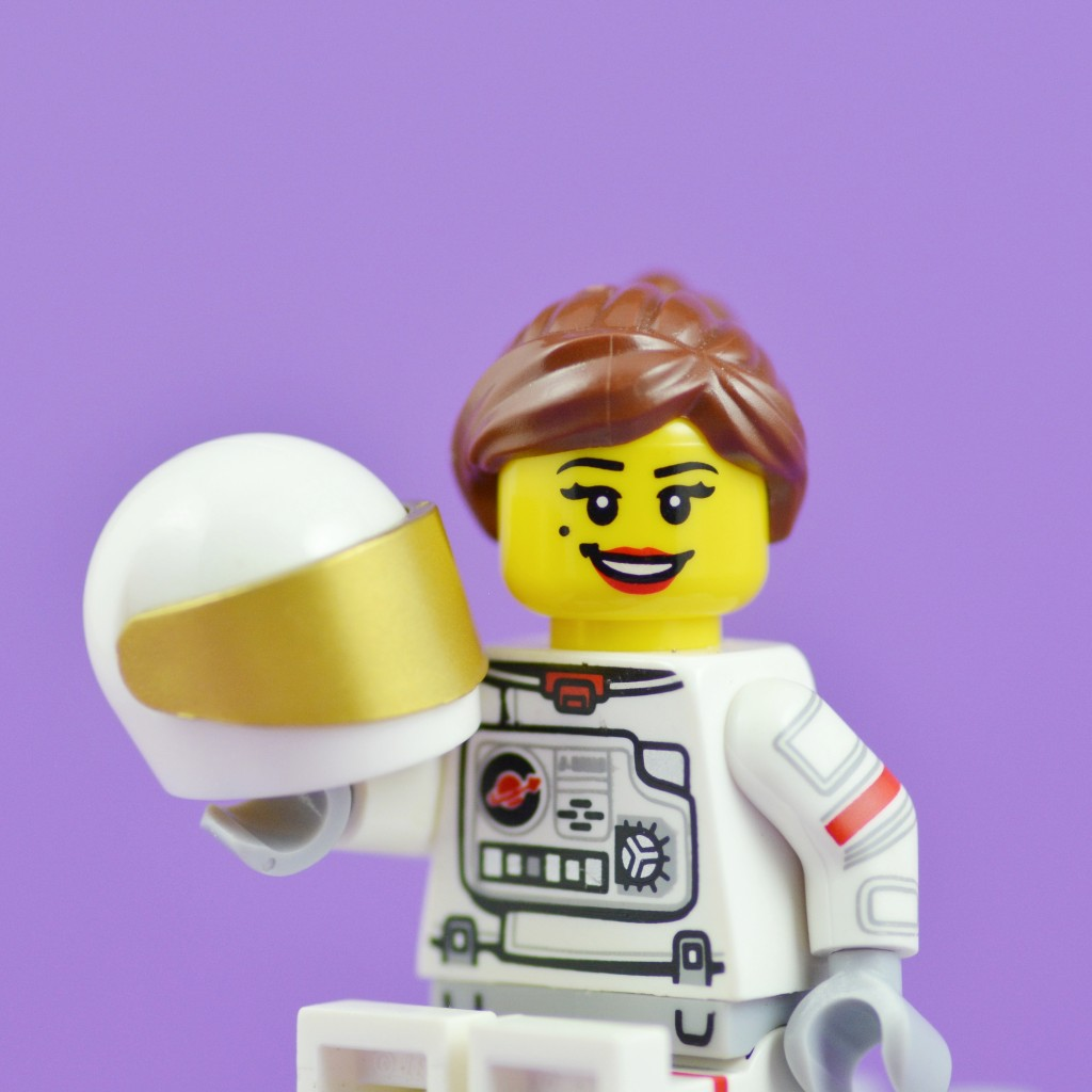 Lego has approved the construction of a Women of NASA Lego fan-designed set, due to hit shelves on Earth (and mayb