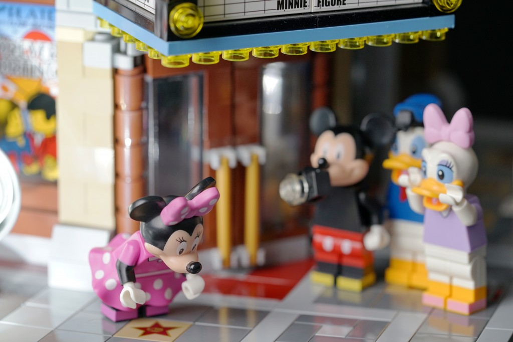 After more than 70 animated films, Minnie Mouse has finally been honoured with her own star on the Hollywood Walk of Fame!