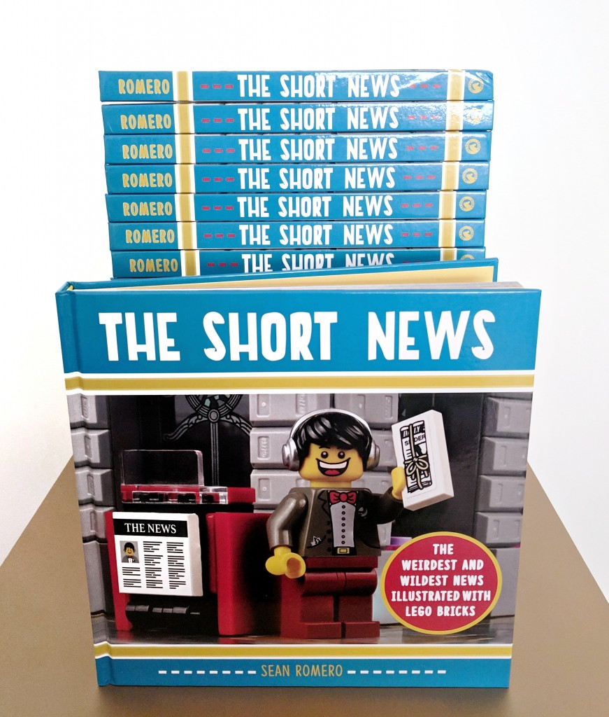 The Short News - Making the news fun one brick at a time!